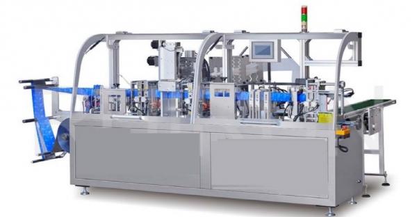 دستگاه تولید پد الکلی و دستمال مرطوب